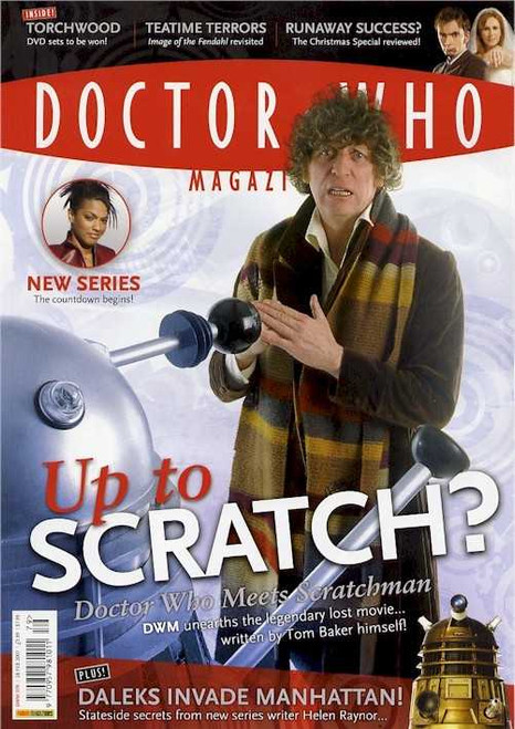 Doctor Who Magazine #379