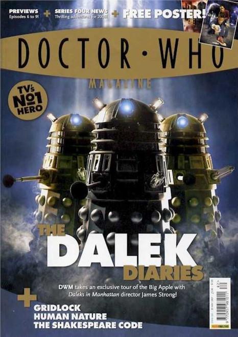 Doctor Who Magazine #382