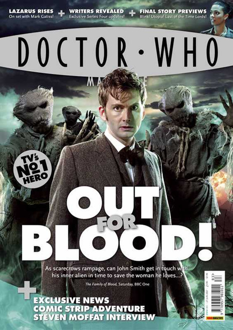 Doctor Who Magazine #383