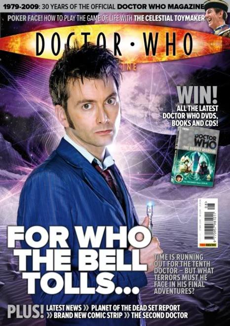 Doctor Who Magazine #408