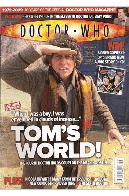 Doctor Who Magazine #412 - Tom Baker