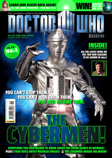 Doctor Who Magazine #426 - The Cybermen!