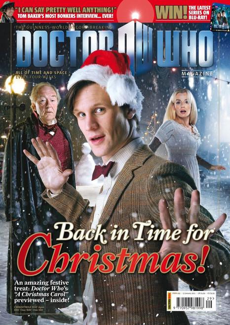 Doctor Who Magazine #429