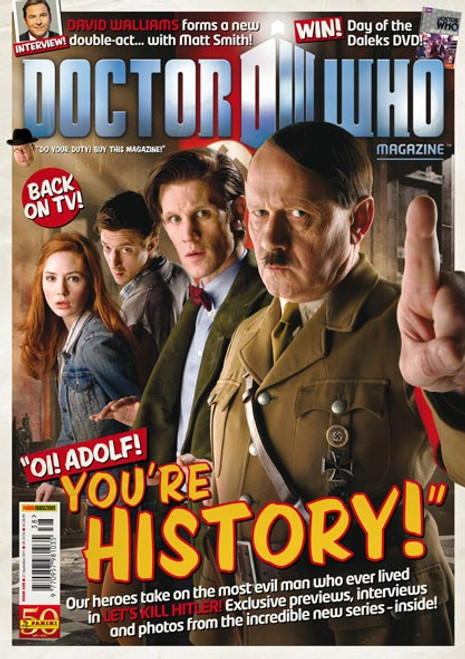 Doctor Who Magazine #438