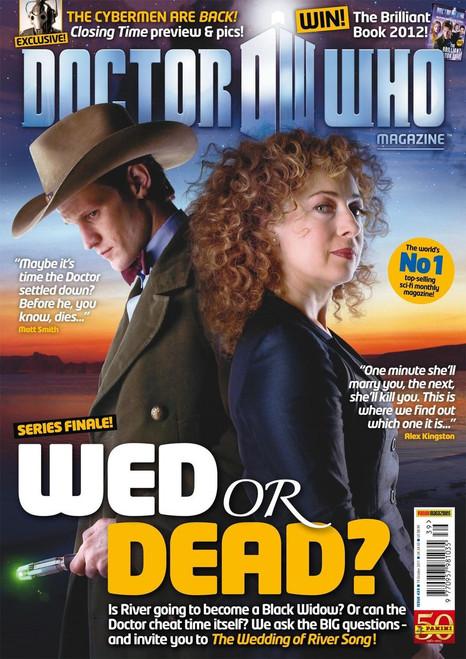 Doctor Who Magazine #439