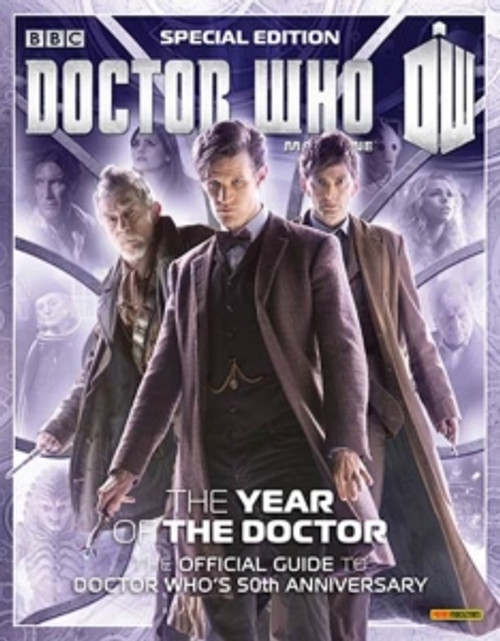 Doctor Who Magazine Special Edition #38: 50th ANNIVERSARY ISSUE