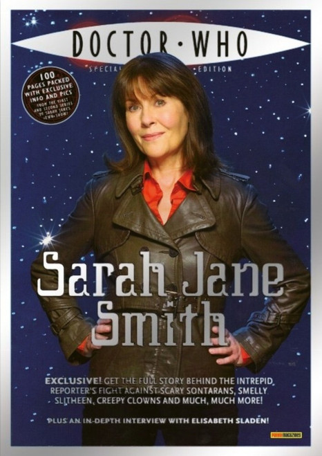 Doctor Who Magazine Special Edition #23 - SARAH JANE SMITH - Volume 1