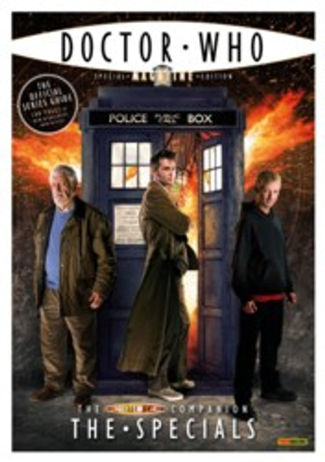 Doctor Who Magazine Special Edition #25 - THE SPECIALS (David Tennant)