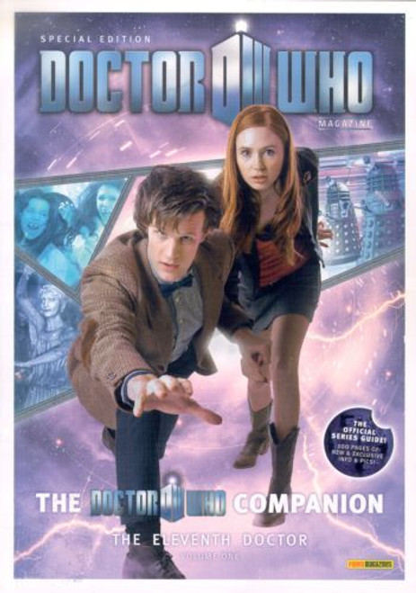 Doctor Who Magazine Special #26 - The 11th Doctor - Part 1