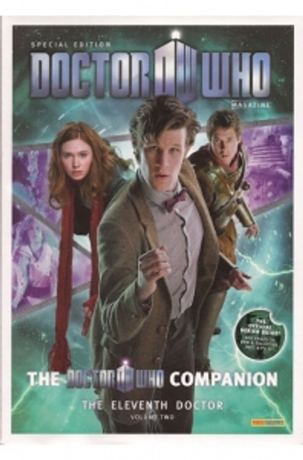 Doctor Who Magazine Special Edition #27 - The 11th Doctor (Matt Smith) - Part 2