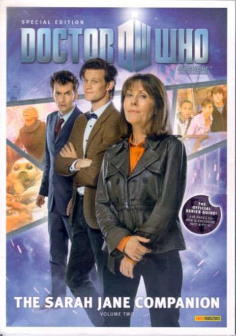 Doctor Who Magazine Special Edition #28 - SARAH JANE SMITH - Volume 2