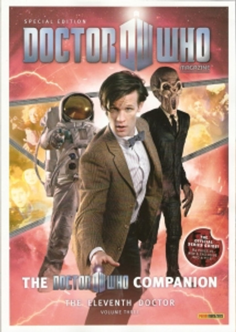Doctor Who Magazine Special Edition #29 - The 11th Doctor (Matt Smith) - Part 3