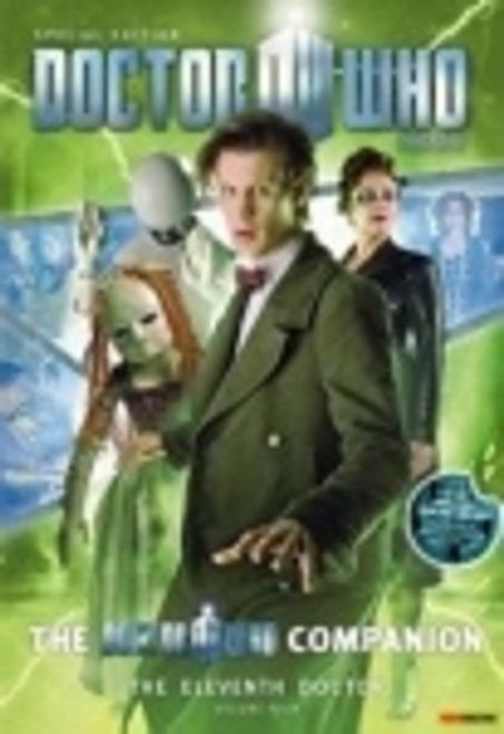 Doctor Who Magazine Special Edition #30 - The 11th Doctor (Matt Smith) - Part 4