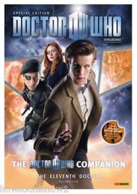 Doctor Who Magazine Special Edition #31 - The 11th Doctor (Matt Smith) - Part 5
