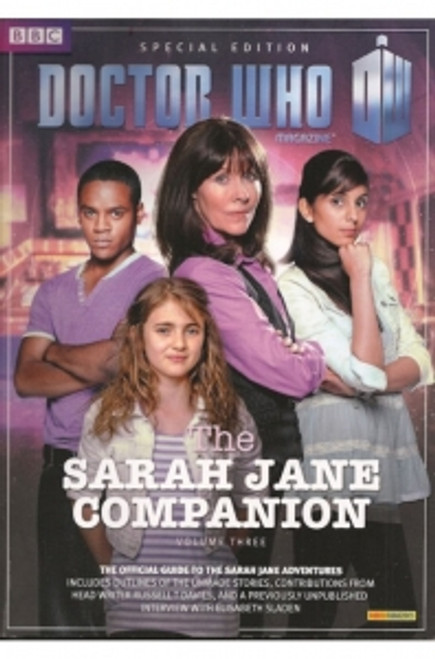 Doctor Who Magazine Special Edition #32 - SARAH JANE COMPANION - Volume 3