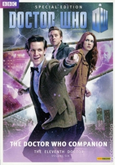 Doctor Who Magazine Special Edition #33 - The 11th Doctor - Part 6