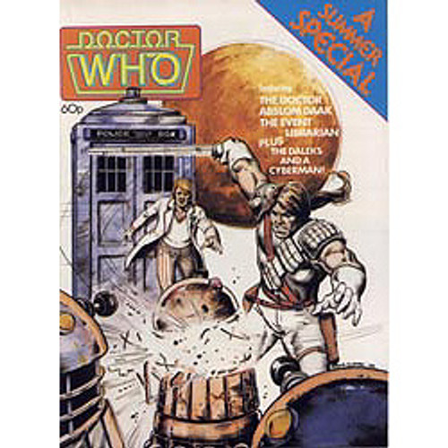 Doctor Who: 1983 Summer Special Magazine