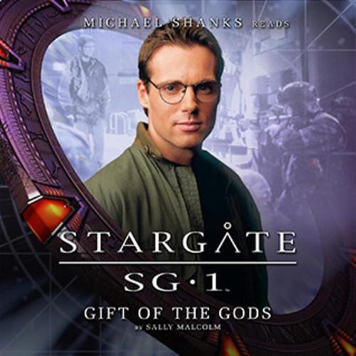 Stargate SG-1: GIFT OF THE GODS - Big Finish Audio CD (Audiobook)