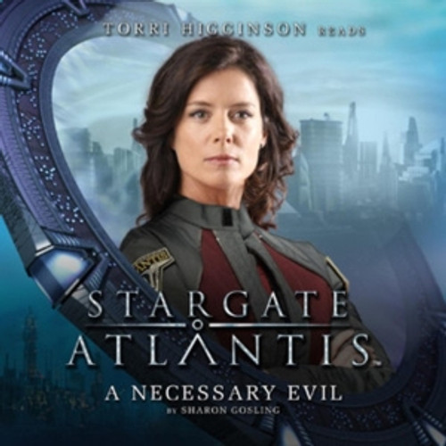 Stargate Altantis: A Necessary Evil - Big Finish Audio CD #1.2 (Audio Book)