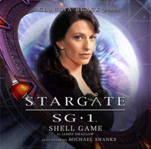 Stargate SG-1: SHELL GAMES - Big Finish Audio CD #1.3 (Audio Book)