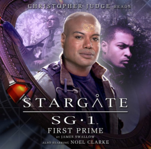 Stargate SG-1: First Prime - Big Finish Audio CD #2.1 (Audio Book)