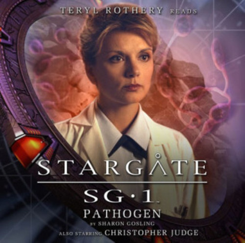 Stargate SG-1: PATHOGEN - Big Finish Audio CD #2.3 (Audio Book)