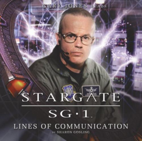 Stargate SG-1: LINES OF COMMUNICATION - Big Finish Audio CD #2.5 (Audio Book)