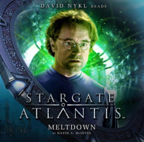 Stargate Atlantis: MELTDOWN - Big Finish Audio CD #2.6 (Audio Book)