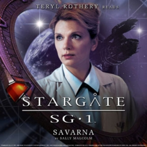 Stargate SG-1: Savarna  Big Finish Audio CD #1.5 (Audio Book)