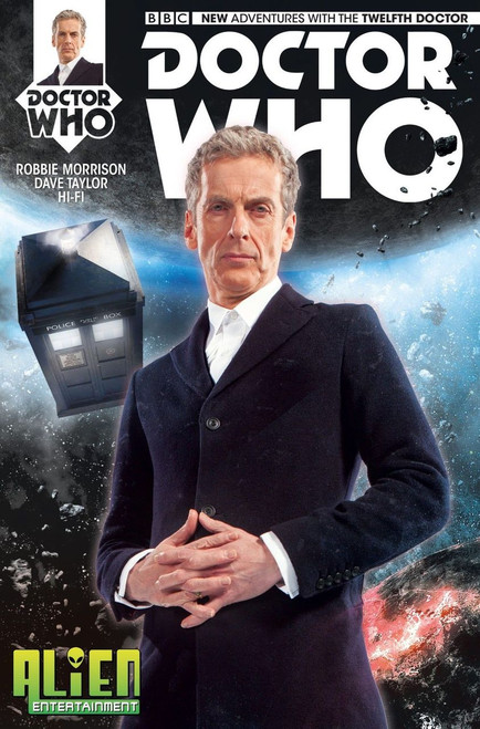 12th Doctor Titan Comics #1 (Alien Entertainment Exclusive!)