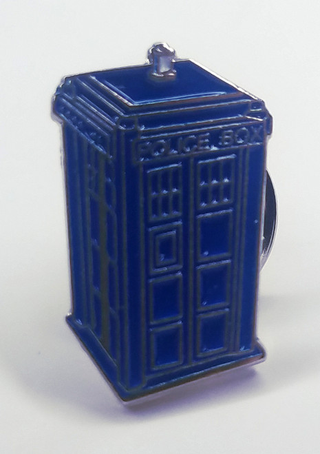 Doctor Who UK Imported Lapel Pin - TARDIS
