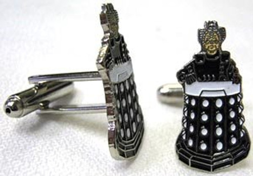 Doctor Who Cufflinks - DAVROS