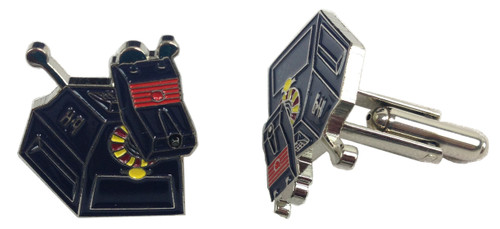 Doctor Who Cufflinks - K-9
