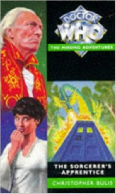 Doctor Who Missing Adventures Paperback Book - THE SORCERER'S APPRENTICE by Christopher Bulis