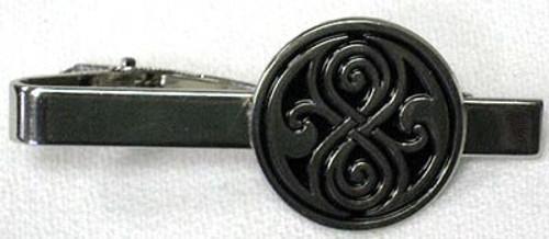 Seal of Gallifrey (Rassilon) Tie Clip