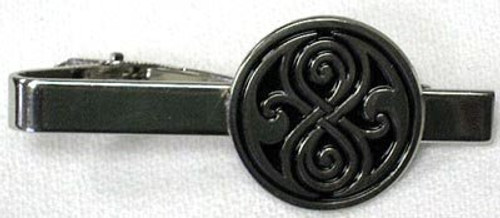 Doctor Who Tie Clip - SEAL OF GALLIFREY (RASSILON)