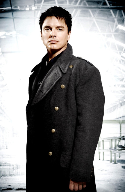 TORCHWOOD: 17 x 11 Inch Print -Captain Jack (John Barrowman) Promotional Photo