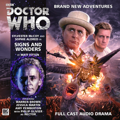 Doctor Who: SIGNS and WONDERS - Big Finish Audio CD #191