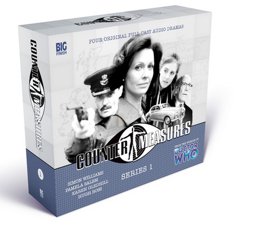 Counter-Measures: Series 1 Boxed Set - Big Finish Audio CD (Last Few)