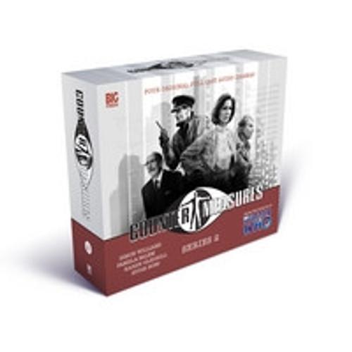Counter-Measures: Series 2 Boxed Set - Big Finish Audio CD