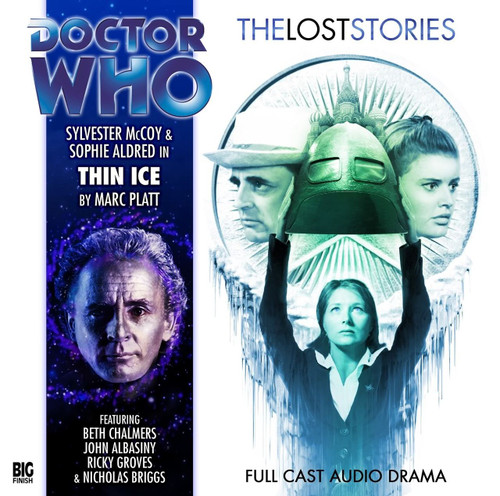 Doctor Who: THIN ICE - The Lost Stories #2.03 - Big Finish Audio CD