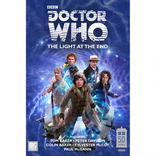 Doctor Who: THE LIGHT AT THE END - Big Finish 50th Anniversary Special (Limited Collector's Edition)