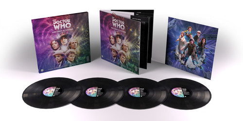 Doctor Who: THE LIGHT AT THE END - Big Finish 50th Anniversary Special (Limited Vinyl Edition) LAST FEW