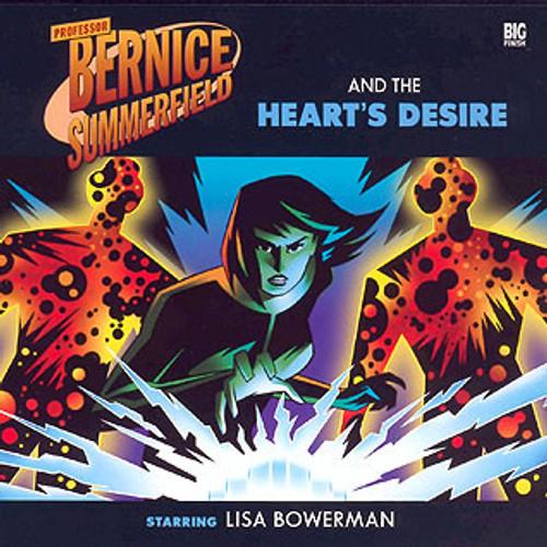 Bernice Summerfield: #6.1 The Hearts Desire - Big Finish Audio CD
