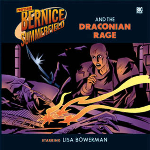 Bernice Summerfield: #4.2 DRACONIAN RAGE - Big Finish Audio CD