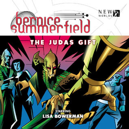 Bernice Summerfield: #8.2 THE JUDAS GIFT - Big Finish Audio CD