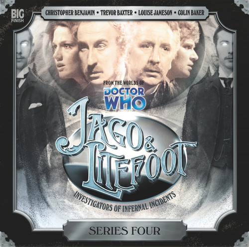 Jago and Litefoot Series Four CD Boxset from Big Finish