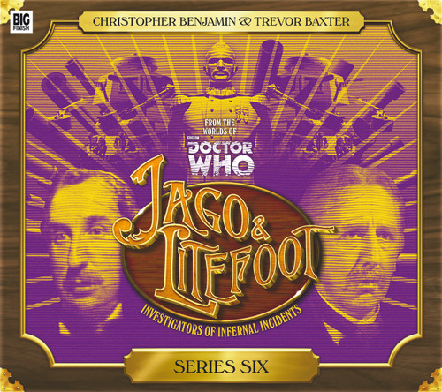Jago and Litefoot Series Six CD Boxset from Big Finish