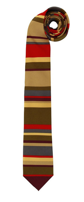 The 4th Doctor (Tom Baker) Tie by Elope