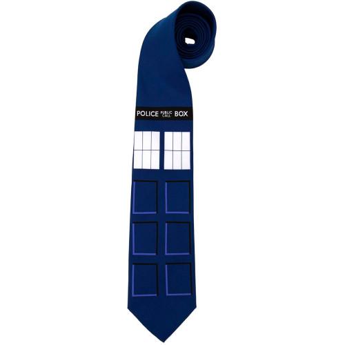 TARDIS Tie by Elope